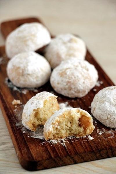 【レシピ】ヘーゼルナッツのころころクッキー