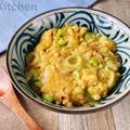 給料日前にも!レンジで「天かすの卵とじ丼」 by 調理師kiiさん