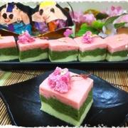 桃の節句のお菓子~浮島~♥ ~筑後吉井・おひなさまめぐり~