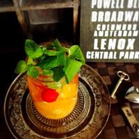 [モニター] オレンジとさくらんぼのフルーツビネガーウォーター。