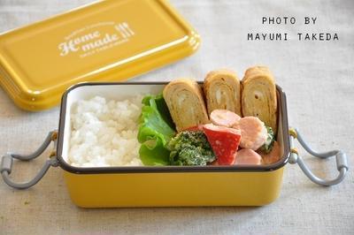 【簡単弁当】魚肉ソーセージで節約♡冷めてもおいしいお弁当