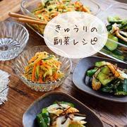 【切り干し大根の中華サラダ】&【きゅうりとちくわの塩昆布ナムル】#副菜 #作り置き #簡単レシピ
