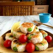彩りお弁当おかず☆枝豆とカニカマのはんぺんチーズだんご【連載】