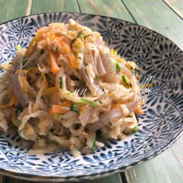 常備食材としてオススメな切り干し大根でダイエット効果‼︎切り干し大根のみそ煮♡レシピ