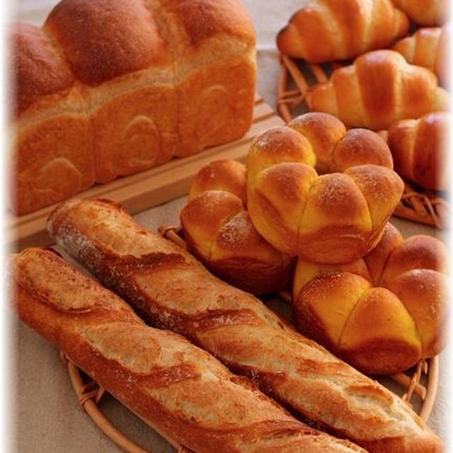 お土産パンと嬉しい頂きもの♪