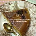 <炊飯器でチョコミントケーキ(ほっとケーキミックスで)> by はらぺこ準Jun(はーい♪にゃん太のママ改め)さん