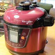 ワンダーシェフの新商品「マイコン電気圧力鍋」