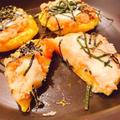 【ヘルシーレシピ】フライパンで焼ける!じゃがいもで作るもちもち明太子ピッツァ