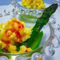 春の食卓を華やかにするミモザサラダレシピ5選 by みぃさん
