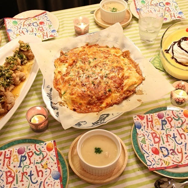 はる兄の誕生日。