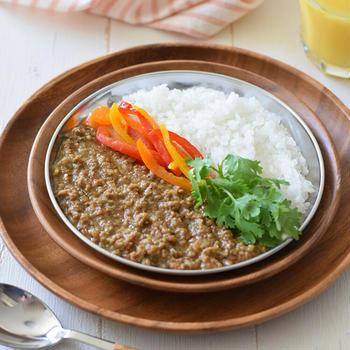 【インド料理】本格キーマカレー♡本場仕込みの味をGABANスパイスで実現!