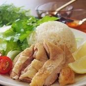 海南鶏飯〜シンガポールチキンライス〜