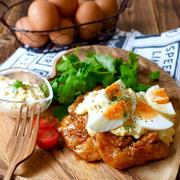デビル👿チキン南蛮〜ダブル卵タルタルソース