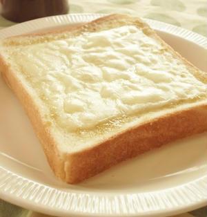 やみつき♪わさびマヨチーズトースト