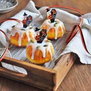 【ハロウィンぱん】かぼちゃのミニクグロフ&ラッピング【cotta】