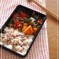 お弁当☆焼き鶏缶詰 by こもれびさん