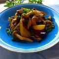 ご飯が進む♪ボリューム満点!豚肉とさつま芋の甘辛オイスターソース炒め by TOMO(柴犬プリン)さん