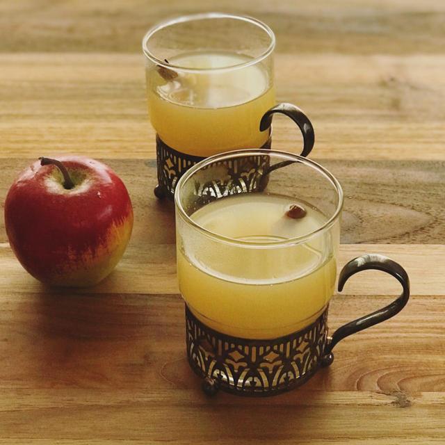 ★レシピ★ぽかぽか温まる♪スパイシーなりんごのホットドリンク「アップルサイダー」