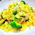 レンジで簡単!温野菜サラダレシピ「ブロッコリーのパスタサラダ」