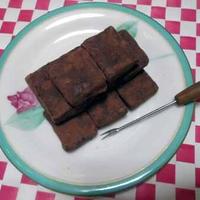 バレンタインにも♪ ペパーミント風味の生チョコ