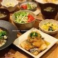 【レシピ】お魚レシピ♡子供もパクパク鯖竜田のみぞれあん♪ と ドームケーキアレンジ。