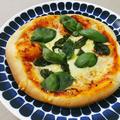 【米粉レシピ】簡単につくれる!モチモチ生地が美味しい米粉ピザ