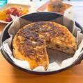 【ヘルシーレシピ】30分で完成!米粉と豆腐の丸ごとフライパンパン
