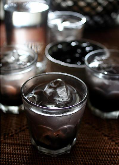 Black Soybean Water
