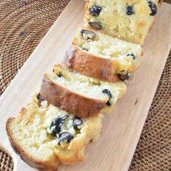 ホットケーキミックスで作る甘酒と黒豆のケーキ