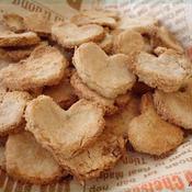 カルダモンとチーズのヘルシーおからクッキー