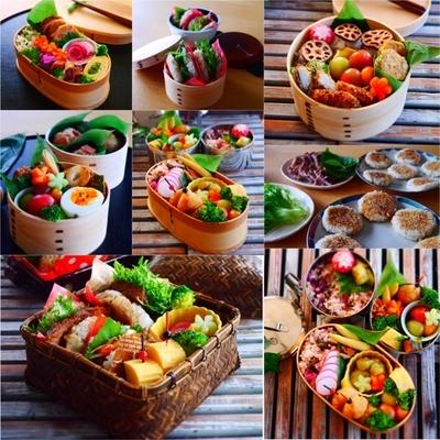 今週のごはん地図*忘れていた金曜日の旦那くん弁当&野菜たっぷりドライカレーレシピ