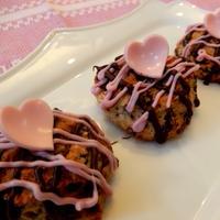 キャドバリーチョコで混ぜるだけのバレンタインスイーツ