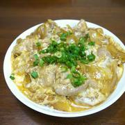 【レシピ動画】半熟に卵を仕上げる♡ふわっとろの親子丼♪