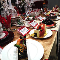 クリスマスケーキ試食会@西武池袋本店