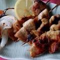 カナダポークで作る豚肉のサティ風