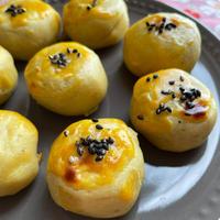 【トースターで作る秋おやつ】コロコロ焼き芋スイートポテト
