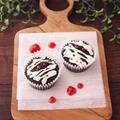 簡単ハロウィンの手作り菓子☆ホットケーキミックスでミイラのケーキ♪