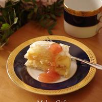 【あっという間レシピ】レンジで簡単カスタードクリーム、さらに簡単ミルフィーユおやつ♪