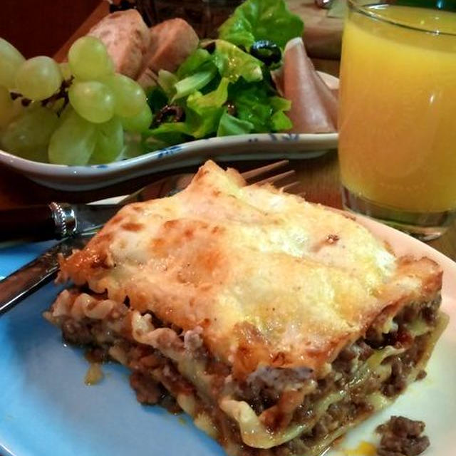 ラザニア ~ Classic Italian Lasagna