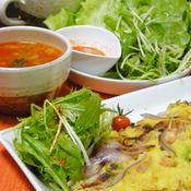 ベトナム飯☆バインセオ
