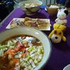 海老塩セロリー麺