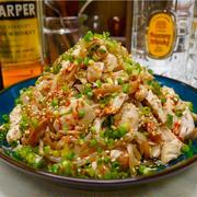 【レシピ】鶏ささみともやしのやみつきナムル