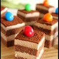 ホットケーキミックスで簡単チョコレートケーキ