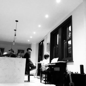もしもピアノが弾けーたーならー