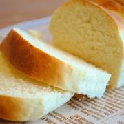 ホットケーキミックスを利用して♪発酵なしの 簡単!ミニ食パン ☆