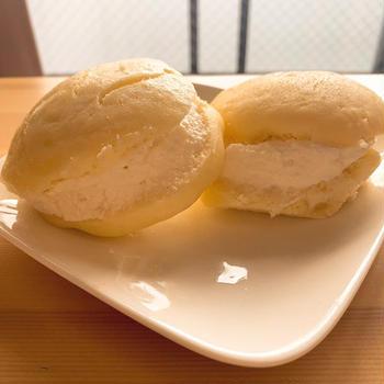 【グルテンフリー】発酵不要&フライパンで!自宅で簡単に作れるヘルシーマリトッツォ
