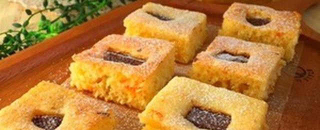 さっぱり甘い♪オレンジとチョコのケーキ5選