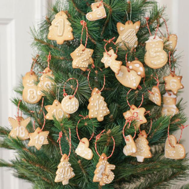 クリスマス★アドベントカレンダー クッキー2015☆ Calendario dell'Avvento di biscotti