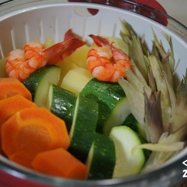 ☆蒸し野菜☆