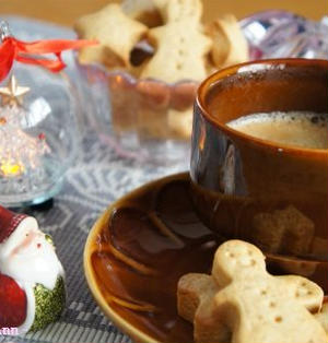柚子入り生姜湯の素で☆お手軽和風ジンジャークッキー